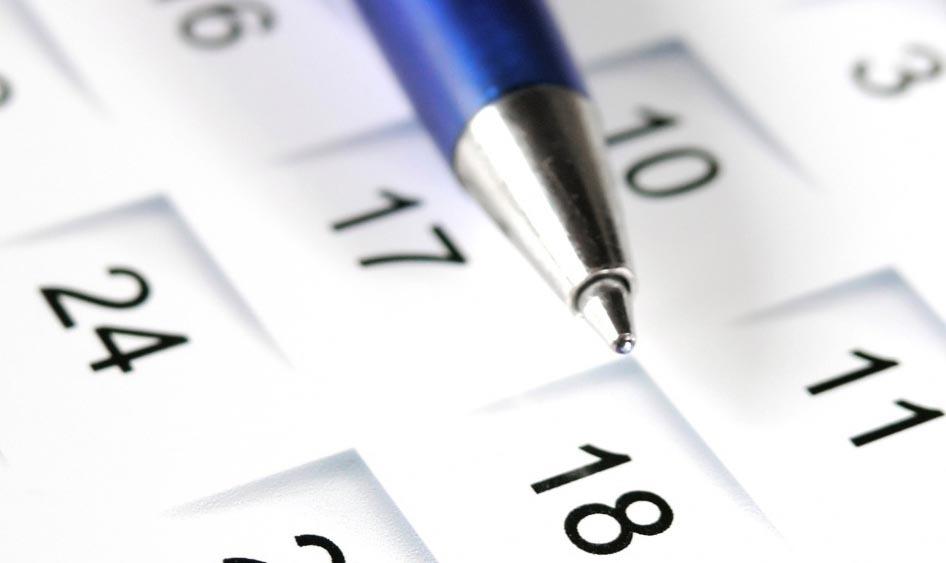 Plantillas para calendario 2010 | HGR Design