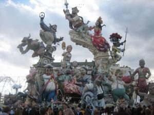 Fallas de Valencia 2010, la fiesta más grande de valencia