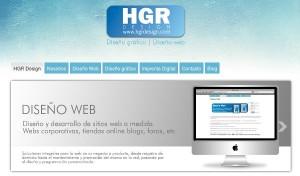 nuevo diseño hgr design