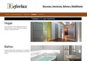 Reforlux Interiorismo, reformas y decoración en Valencia