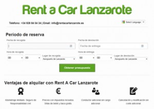 Rent a Car Lanzarote