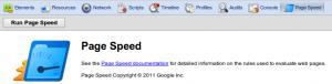 Instalar Page Speed para Google Chrome