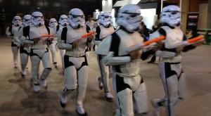 Stormtroopers en el EBE11, evento blog españa 2011