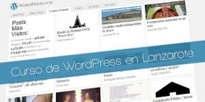 Diseño WordPress Lanzarote