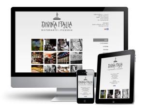 Diseño web canarias, restaurante