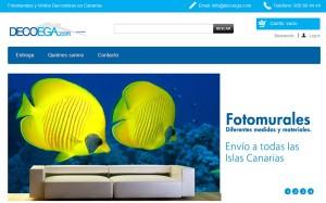 Tienda online Fotomurales en Canarias