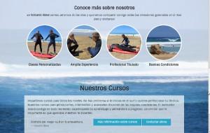 Volcanic Wave surf school Fuerteventura