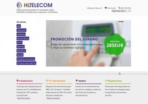 Telecomunicaciones en Lanzarote
