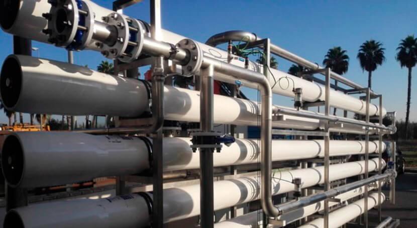 Diseño Web Empresa Tratamientos de Agua