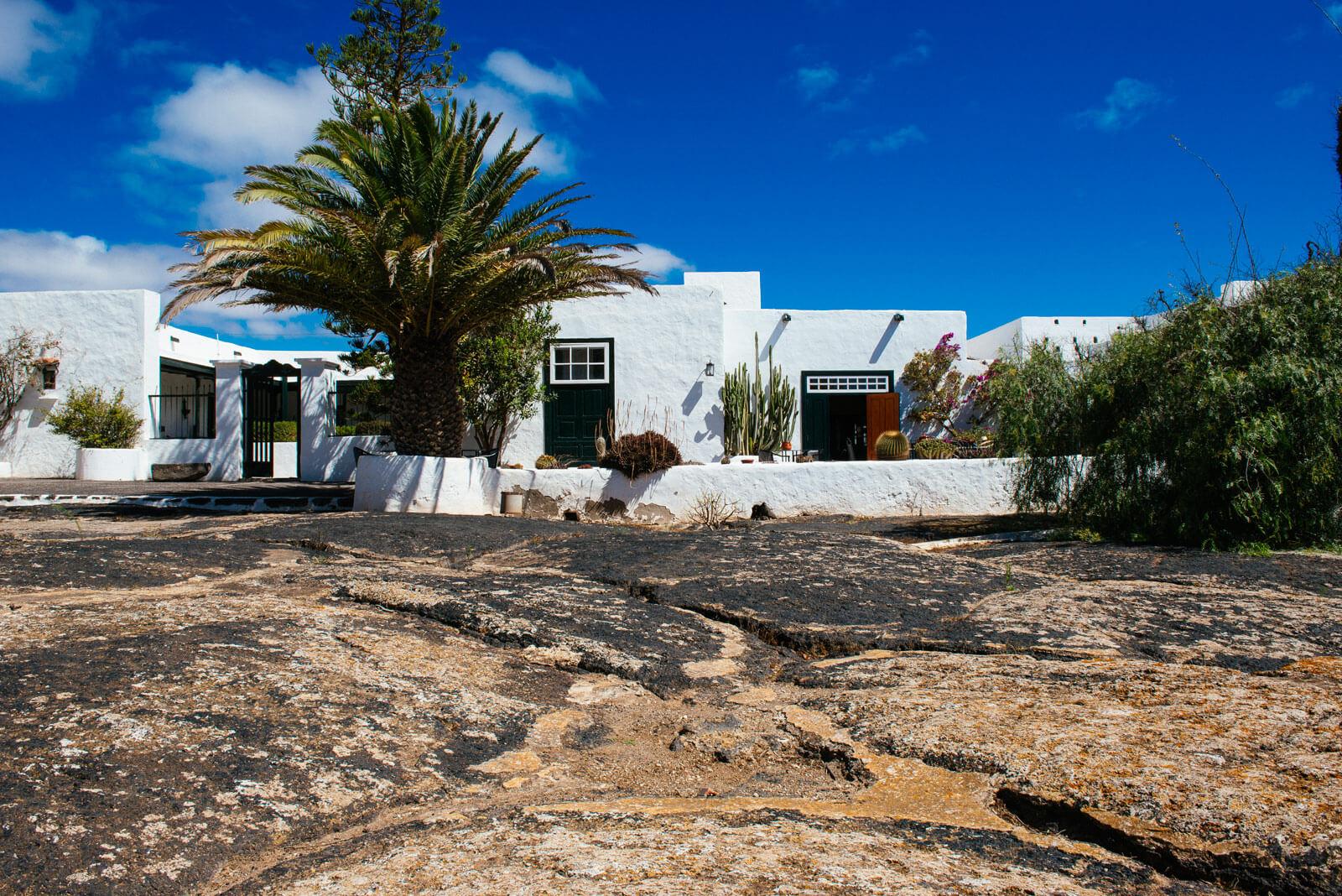 Caserio de Mozaga Lanzarote